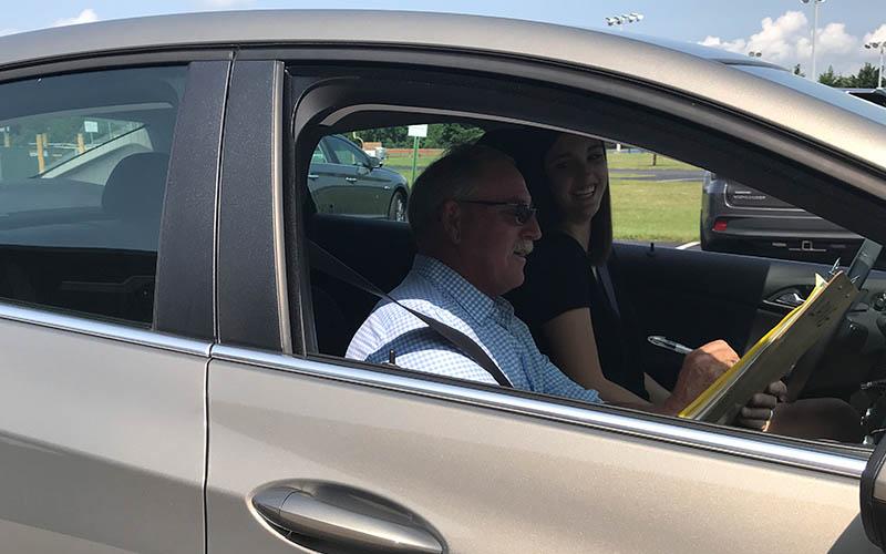 Max Laing Driving School
